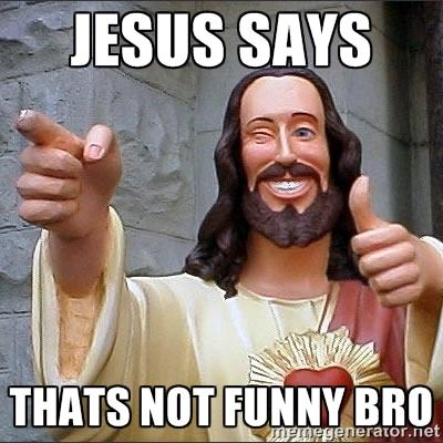 Jesus not funny glasgow archives uk muppets